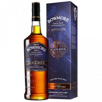 Bowmore Black Rock Single Malt Whisky 1l 40%