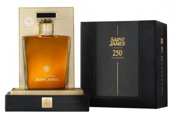 SAINT JAMES CUVEE 250 ANNIVERSARY              0,7l