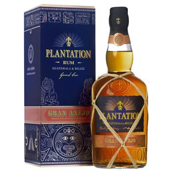 Plantation Rum Gran Aňejo Guatemala & Belize 0,7l 42%