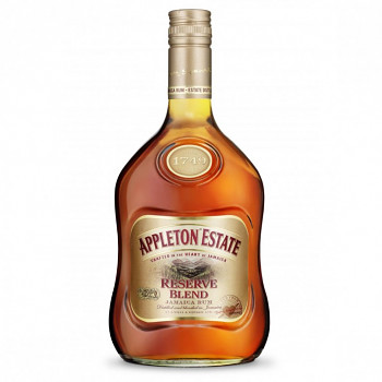Appleton Estate Reserve Blend Rum 0,7l 40%