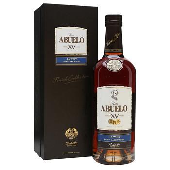 Abuelo XV Tawny Rum 15yo 0,7l 40%