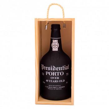 Porto Presidential Tawny 40yo 0,75l 20% + dřevěný box