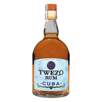 Twezo Cuba Rum 0,7l 40%