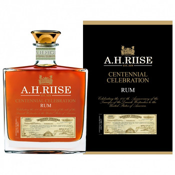 A.H.Riise    Centennial Celebration 45% 0,7l