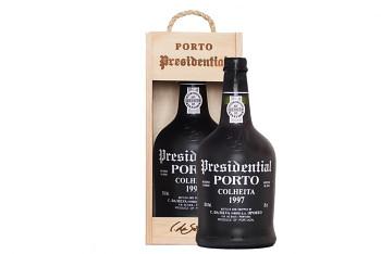 Porto Presidential Colheita 1997 0,75l 20% + dřevěný box