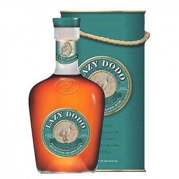 Lazy Dodo Single Estate Rum 0,7l 40%