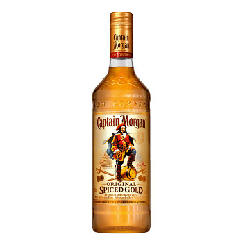 Captain Morgan Spiced Gold 1l 35%