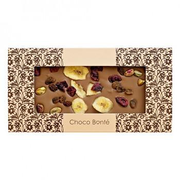 Tabulková mléčná čokoláda Extra 90g. T504