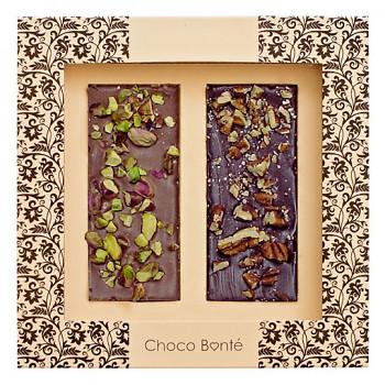 Tabulková hořká, mléčná čokoláda extra 65g. T525