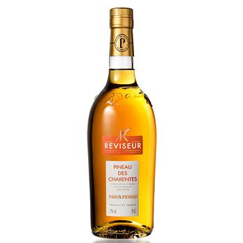 Pineau des Charentes Vieux 5yo Reviseur 0,75l 17%