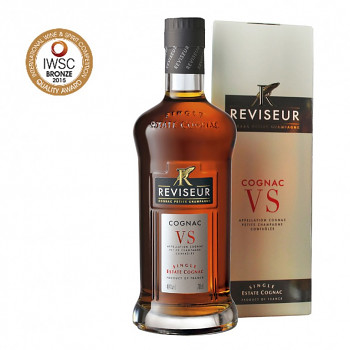 Reviseur  VS  Single Estate Cognac + dárkový kartónek 0,7l 40%