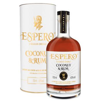Espero Coconut & Caribe Rum 0,7l 40%