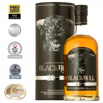 Black Bull 21yo 0,7l 50%