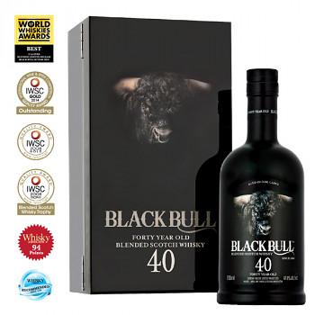 Black Bull 40yo 0,7l 47,6%