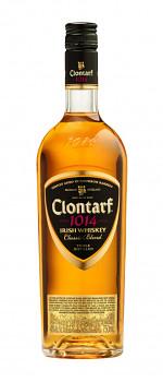 Clontarf Classic Blend Irish Whiskey + dárkový kartonek 0,7l 40%