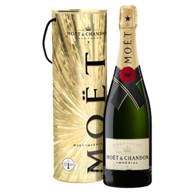 Moët & Chandon Brut Imperial 0,75l 12% Festive gift box