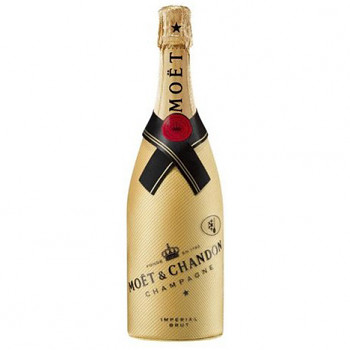 Moët & Chandon Brut Golden Diamond Suit 0,75l 12%