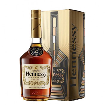 Hennessy VS Cognac EOY 2017 limited 0,7l 40%