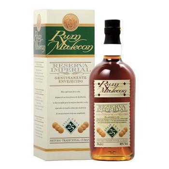 Malecon Reserva Imperial Rum 25yo 0,7l 40%