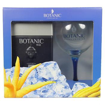 Botanic Ultrapremium Gin + sklo 0,7l 40%