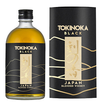 Tokinoka Black Whisky 0,5l 50%