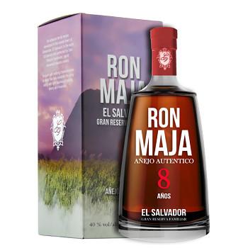Maja Rum 8yo 0,7l 40% + dárkový kartonek