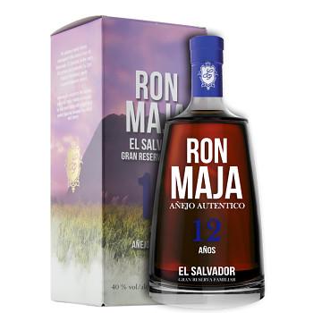 Maja Rum 12yo 0,7l 40% + dárkový kartonek