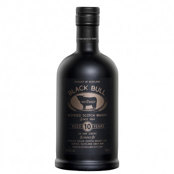 Black Bull 10yo RETRO Sherry Cask Finish 0,7l 50%