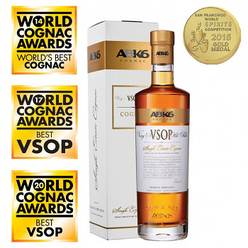 ABK6 VSOP Single Estate Cognac + dárkový kartonek 0,7l 40%