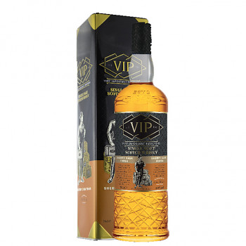 VIP Sherry Cask Finish Single Malt Whisky 0,7l 40%