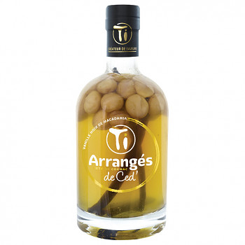 Ti Rhum Arrangés Vanilla Macadamia 0,7l 32%