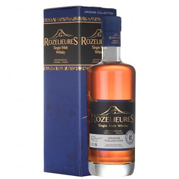 Rozelieures Origine French Single Malt Whisky 0,7l 40% + GB