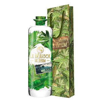 La Maison du Rhum DISCOVERY Francouzské Antily 0,7l 45% + dárková taška