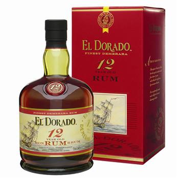 El Dorado 12yo Rum 0,7l 40%