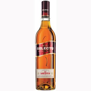 Santa  Teresa Selecto Rum 0,7l 40%