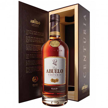 Abuelo Rum Centuria 30yo 0,7l 40%