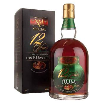 XM Royal Demerara Rum 12yo Millenium 0,7l 40%