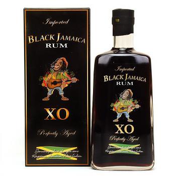 Black Jamaica XO Rum 0,7l 40%