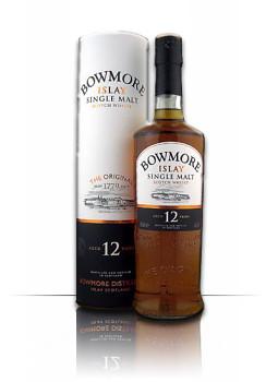 Bowmore 12yo Single Malt  Whisky 0,7l 40%