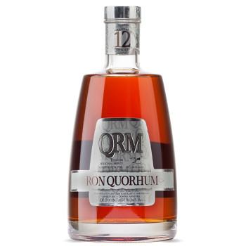 Quorhum 12yo Solera Rum 0,7l 40%