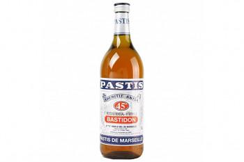 Pastis Bastidon 1l 45%