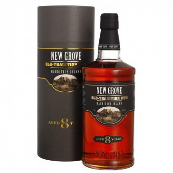 New Grove   Old Tradition 8yo Rum 0,7l 40%