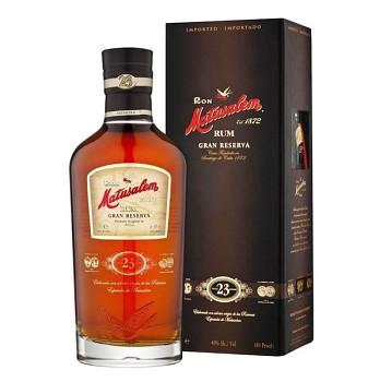 Matusalem Gran Reserva 23yo Rum 0,7l 40%
