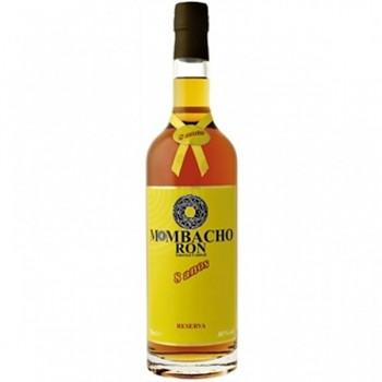 Mombacho Rum 8 yo                                70 cl 40%