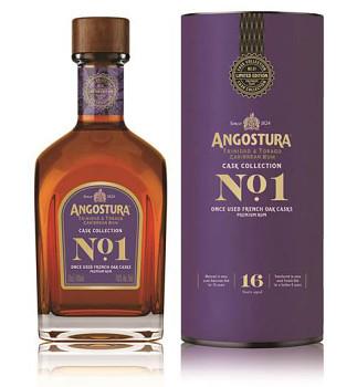 Angostura Rum No.1 Cask Collection 16yo Rum 0,7 l 40%