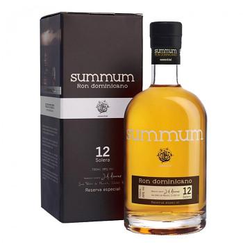 Summum Reserva 12yo Rum 0,7l 38%
