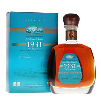St. Lucia 1931 Third Edition Rum 0,7 l 43%