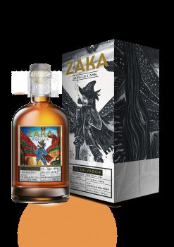 Zaka El Salvador Single Cask 2007 Batch No.2 Rum 0,7l 42% + dárkový box