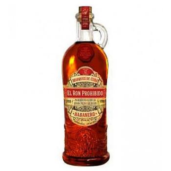 Prohibido El Ron Habanero Rum 0,7l 40%